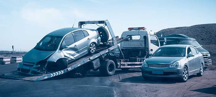 Report Car Accident Toronto image